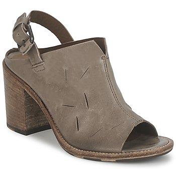 Topánky Ženy Sandále OXS SIROPLI Hnedošedá