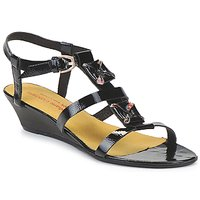 Topánky Ženy Sandále Stephane Gontard MALIBU čierna