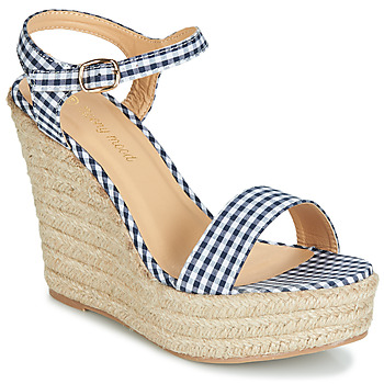Topánky Ženy Sandále Moony Mood IPALA Modrá
