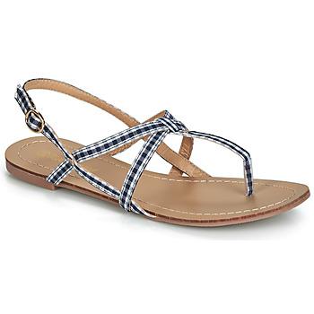 Topánky Ženy Sandále Moony Mood JEKERINE Modrá