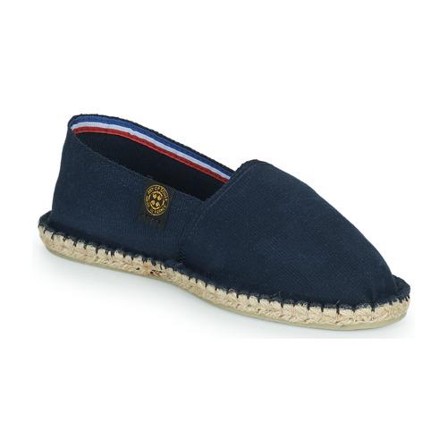 Topánky Espadrilky Art of Soule UNI Námornícka modrá