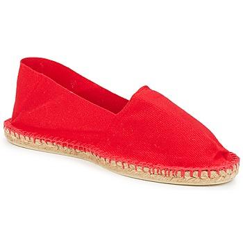 Topánky Espadrilky Art of Soule UNI červená