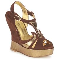 Topánky Ženy Sandále Terry de Havilland FARAH Čokoládová