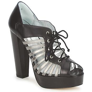 Topánky Ženy Lodičky Terry de Havilland JESSIE čierna-oceľová