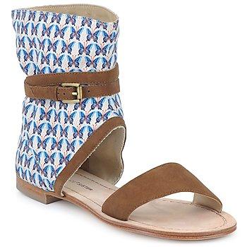 Topánky Ženy Sandále Paul & Joe Sister ARMINE Hnedá