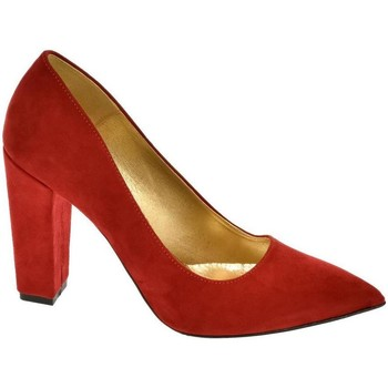 Topánky Ženy Lodičky Paula Dámske červené lodičky SILI červená