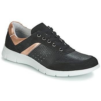 Topánky Ženy Nízke tenisky Yurban JEBELLE Čierna