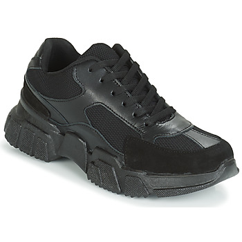 Topánky Ženy Nízke tenisky Yurban JILIBELLE Čierna