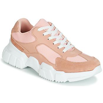 Topánky Ženy Nízke tenisky Yurban JILIBELLE Ružová