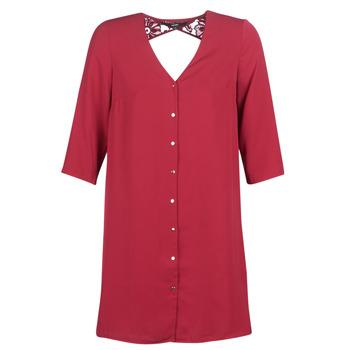 Oblečenie Ženy Krátke šaty Vero Moda VMRICKY Bordová