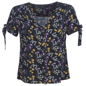 Oblečenie Ženy Blúzky Vero Moda VMLOTUS Čierna