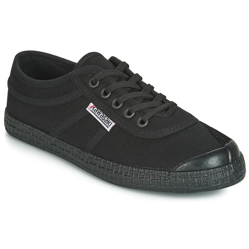 Topánky Nízke tenisky Kawasaki ORIGINAL Čierna
