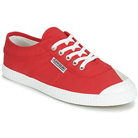 Topánky Nízke tenisky Kawasaki ORIGINAL Červená