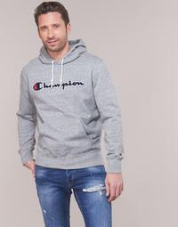 Oblečenie Muži Mikiny Champion 212940-GRLTM Šedá