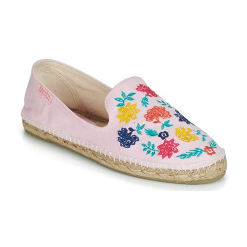 Topánky Ženy Espadrilky Banana Moon IASMIN Béžová