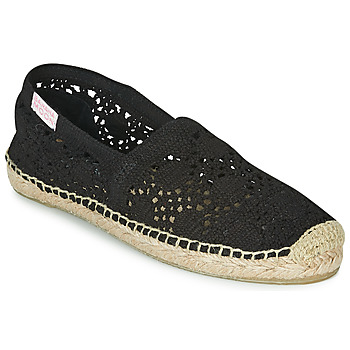 Topánky Ženy Espadrilky Banana Moon NIWI Čierna