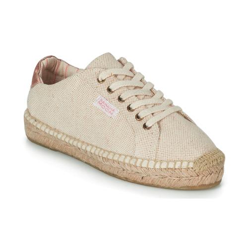 Topánky Ženy Nízke tenisky Banana Moon PACEY Béžová