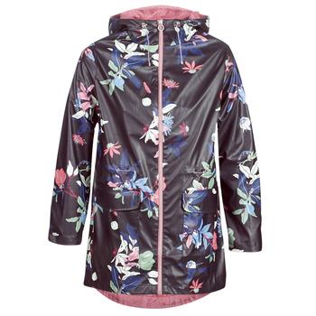 Oblečenie Ženy Parky S.Oliver 04-899-61-5060-90G17 Námornícka modrá / Viacfarebná