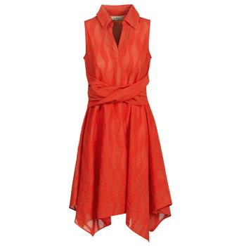 Oblečenie Ženy Krátke šaty Derhy EMBARCATION Červená