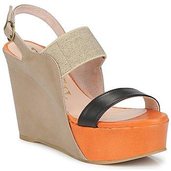 Topánky Ženy Sandále Paco Gil RITMO OULA Viacfarebná