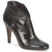 Topánky Ženy Nízke čižmy Michel Perry 9153 čierna