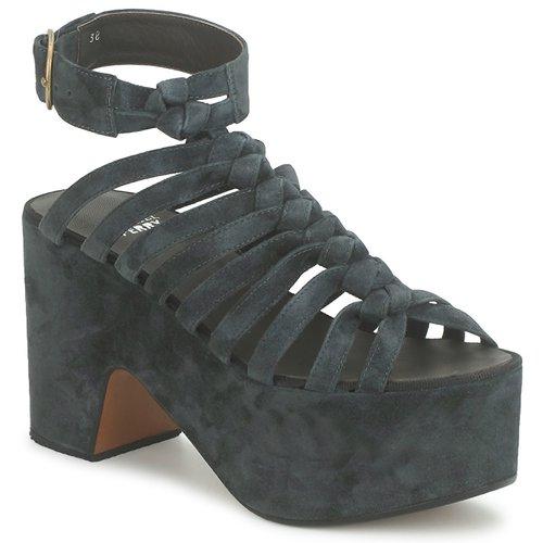 Topánky Ženy Sandále Michel Perry 12676 Dark