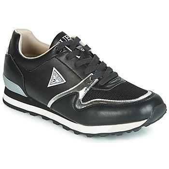 Topánky Muži Nízke tenisky Guess NEW CHARLIE Čierna