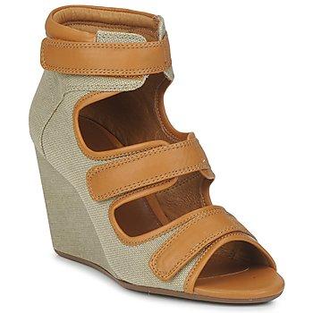 Topánky Ženy Sandále No Name DIVA STRAPS Béžová