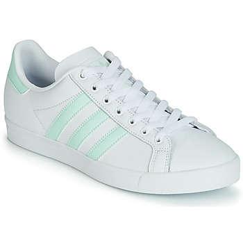 Topánky Ženy Nízke tenisky adidas Originals COURSTAR Biela / Modrá