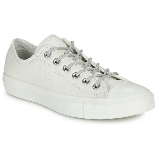 Topánky Nízke tenisky Converse CHUCK TAYLOR ALL STAR LEATHER OX Béžová