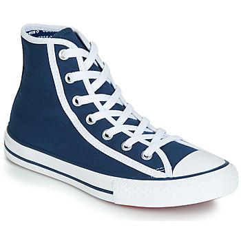 Topánky Deti Členkové tenisky Converse CHUCK TAYLOR ALL STAR GAMER CANVAS HI Modrá