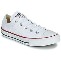 Topánky Dievčatá Nízke tenisky Converse CHUCK TAYLOR ALL STAR BROADERIE ANGLIAS OX Biela