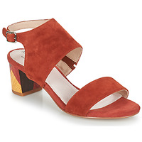 Topánky Ženy Sandále Metamorf'Ose EMBARQUA Červená