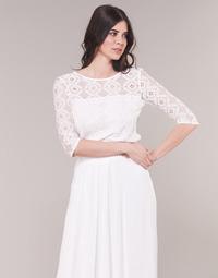 Oblečenie Ženy Blúzky Betty London CONSTANCE Biela