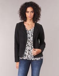 Oblečenie Ženy Saká a blejzre One Step ROBI Čierna