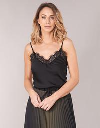 Oblečenie Ženy Blúzky Ikks BN11105-02 Čierna