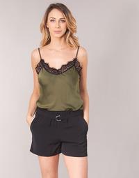 Oblečenie Ženy Blúzky Ikks BN11105-56 Kaki