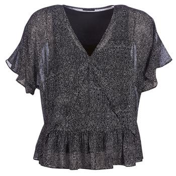 Oblečenie Ženy Blúzky Ikks BN11175-02 Čierna