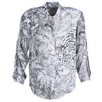 Oblečenie Ženy Košele a blúzky Ikks BN12085-11 Biela / Čierna