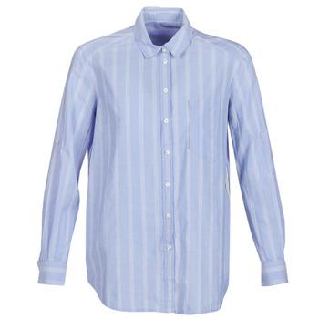 Oblečenie Ženy Košele a blúzky Ikks BN12175-41 Modrá