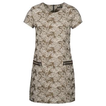 Oblečenie Ženy Dlhé šaty Ikks BN30165-65 Kaki / Béžová