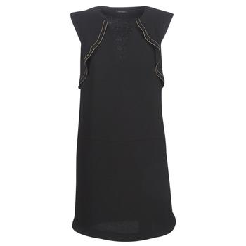 Oblečenie Ženy Krátke šaty Ikks BN31075-02 Čierna