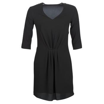 Oblečenie Ženy Krátke šaty Ikks  Čierna