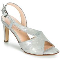 Topánky Ženy Sandále Peter Kaiser OPRAH Strieborná