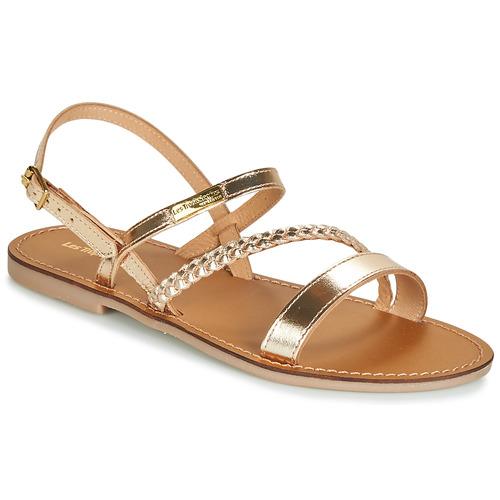 Topánky Ženy Sandále Les Tropéziennes par M Belarbi BATRESSE Zlatá