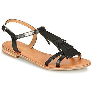 Topánky Ženy Sandále Les Tropéziennes par M Belarbi BELIE Čierna