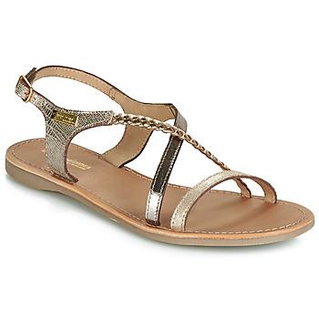 Topánky Ženy Sandále Les Tropéziennes par M Belarbi HANANO Zlatá