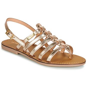 Topánky Ženy Sandále Les Tropéziennes par M Belarbi HERILO Zlatá