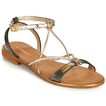 Topánky Ženy Sandále Les Tropéziennes par M Belarbi HIRONDEL Čierna / Iris