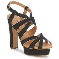 Topánky Ženy Sandále Eva Turner LIVIA čierna